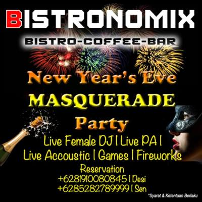 New Year Eve at Bistronomix Bar