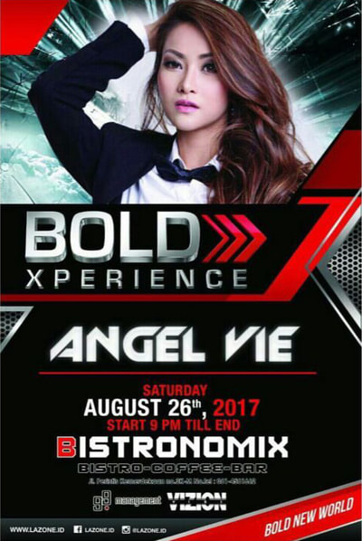 Bold Xperience Angel Vie August 26 2017 at Bistronomix