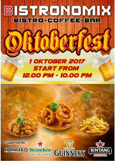 Oktoberfest at Bistronomix Bistro-Coffee-Bar